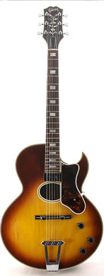 Gibson Howard Roberts Model guitarpoll