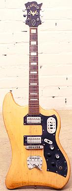 Guild 1965 S-200 Thunderbird guitarpoll
