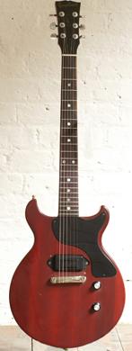 Guyatone 1974 Les Paul Jr double cutaway guitarpoll