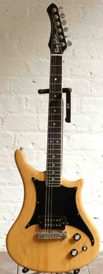 Guyatone 1975 Rory Galagher Model guitarpoll