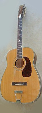 Harmony 1960 H1270 Sovereign 12-string guitarpoll