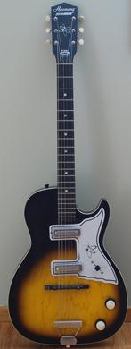 Harmony 1962 H46 Stratotone Mars guitarpoll