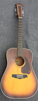 Ibanez 1980 V302BS 12-string guitarpoll