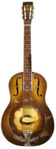 National 1932 Triolian Resonator guitarpoll