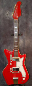 National 1965 Airline JB Hutto Model guitarpoll