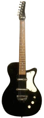 Silvertone 1959 1319 guitarpoll