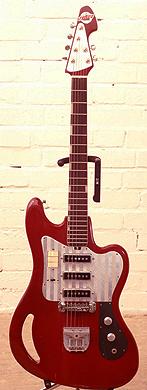 Teisco 1965 Del Rey TG-64 guitarpoll