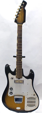 Teisco 1965 TRG-1 guitarpoll