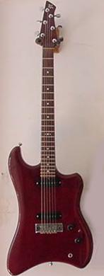 Veillette-Citron 1980 Shark Baritone guitarpoll