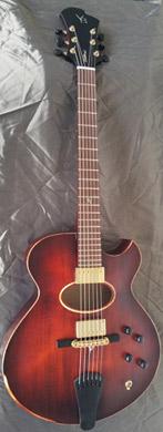 Victor Baker Hekselman Model archtop guitarpoll
