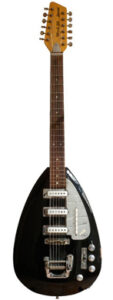 Vox Mark XII Special 12-string guitarpoll