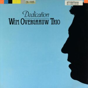 Wim Overgaauw Dedication 1978 guitarpoll