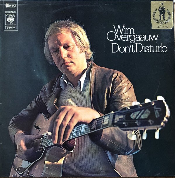 Wim Overgaauw Dont Disturb 1970 guitarpoll
