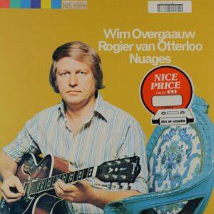 Wim Overgaauw Nuages 1973 guitarpoll