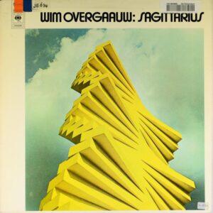 Wim Overgaauw Sagittarius 1971 guitarpoll
