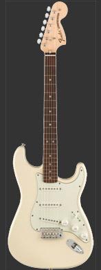 Fender Stratocaster 70s style guitarpoll