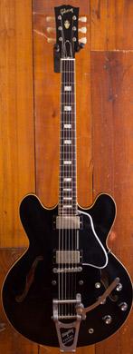 Gibson ES-335 anchor stud Bigsby ebony guitarpoll