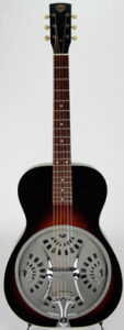 Beard Deco Phonic Model 37 roundneck guitarpoll