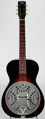 Beard Deco Phonic Model 37 roundneck guitarpoll