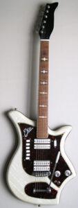 Eko 1960 type-700 guitarpoll
