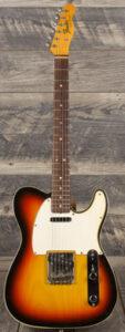 Fender 1966 Telecaster Custom guitarpoll