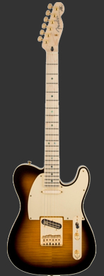 High-Performance Tele® Elegance guitarpoll