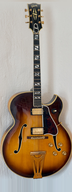 Gibson 1967 Super 400 guitarpoll