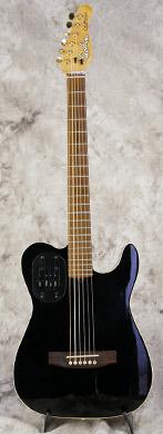 Godin Acousticaster LR Baggs guitarpoll