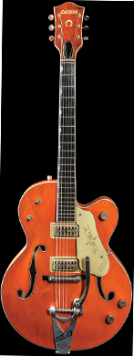Gretsch 1954 Chet Atkins Hollow Body 6120 guitarpoll