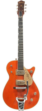 Gretsch 1955 Chet Atkins solid body 6121 guitarpoll