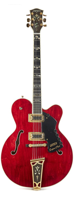 Gretsch 7690 Super Chet guitarpoll