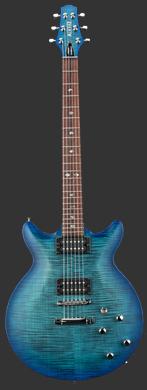 Kiesel FG1 Frank Gambale Semi-Hollow guitarpoll