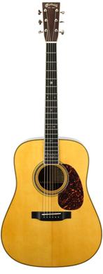 Martin 2001 HD-40 MK Signature guitarpoll