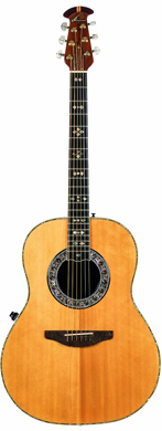 Ovation 1978 1119 Custom Legend guitarpoll