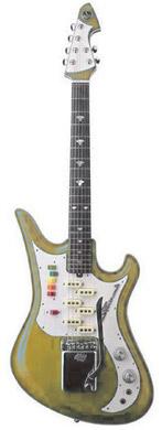 Teisco 1966 Spectrum 5 guitarpoll