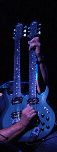Yamaha double neck guitarpoll