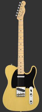 Fender Telecaster 1951 guitarpoll