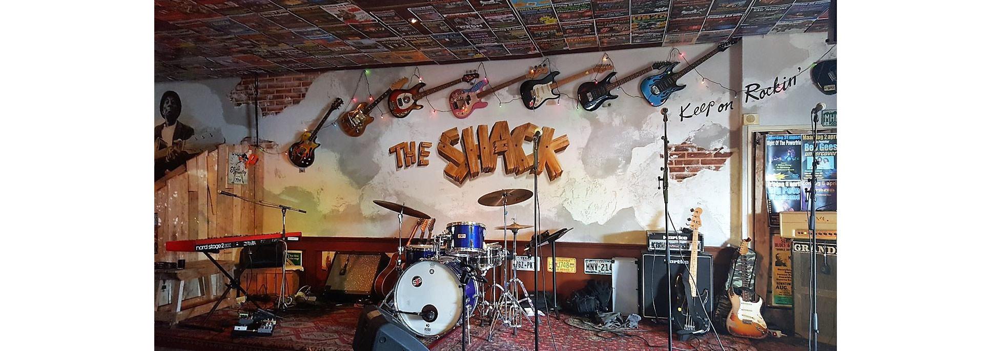 the shack guitarpoll