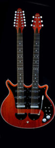 BMG double neck Red Special guitarpoll