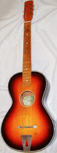 Egmond Toledo guitarpoll