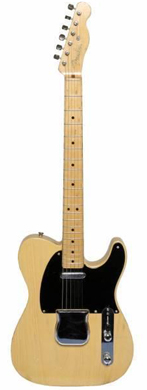 Fender 1951 Nocaster guitarpoll