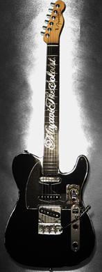Fender Telecaster TheSoloist guitarpoll