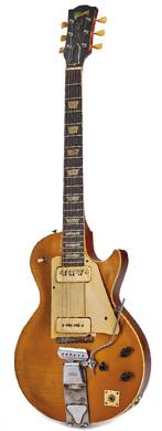 Gibson 1952 Les Paul Nr 1 Goldtop guitarpoll