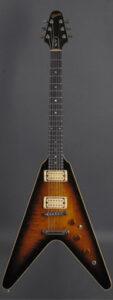 Gibson 1980 Flying V Tobacco Sunburst