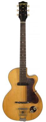 Hofner 1958 Club-40 guitarpoll