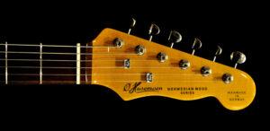 Husemoon Norwegean Wood Series guitarpoll
