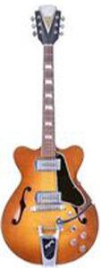 Kay 1960 Jazz II K775 guitarpoll
