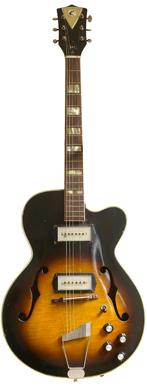Kay 1960 K672 Swingmaster guitarpoll
