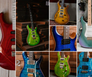 PRS 2021 New Products guitarpoll
