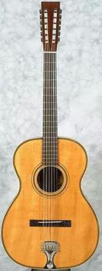 Stella 1920 Stella Jumbo 12-string guitarpoll